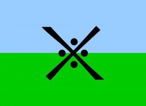 Uralian flag