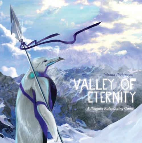 Valley of Eternity kansi